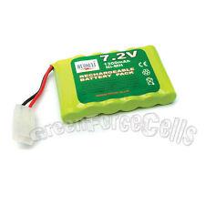 1 pièce 7.2V 1300mAh Ni-MH Rechargeable Lot De Batteries PRISE