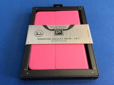 "Protective Slim Folio Case Platinum, for Samsung Galaxy Note 10.1"" tablet, pink"