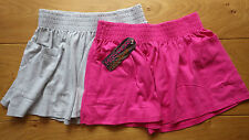 2x jersey mini skirts size 8 NWT