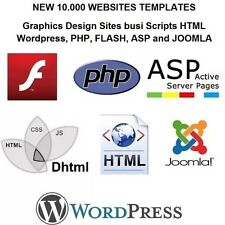 10,000+ Website Templates - Flash, Wordpress, Joomla, Turnkey, Themes.