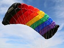 Falcon 265 skydiving parachute  canopy - 9 cell F111