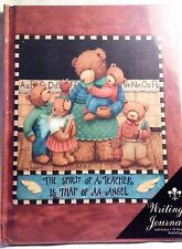 Sealed Teachers Journal Teddy Bears Classroom 70 Pages Angel Spirit Great Gift