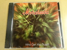 CD / MORCHEEBA - WHO CAN YOU TRUST?