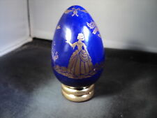Franklin Mint Treasury of Eggs - LIMOGES - Circa Late 1980's