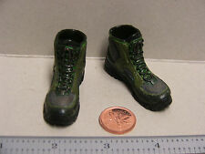 "Hot Toys Resident Evil Chris Redfeild Boots 1:6 Scale Biohazard 12""Inch figure"