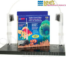 "Under-Gravel Filter Lee's Original UGF 5-1/2 Gallon Aquarium 7.5"" x 15"" 13205"