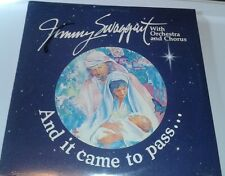 sealed LP 137 JIMMY SWAGGART.....AND IT CAME TO PASS Christmas LP