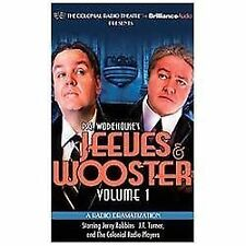 Jeeves and Wooster Vol. 1 : A Radio Dramatization by P. G. Wodehouse and...