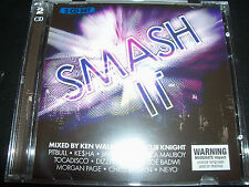 Smash It Mixed By ken Walker & Marcus Knight 2 CD Kesha Pitbull Jessica Mauboy