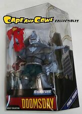 DC Signature Collection DOOMSDAY UNLEASHED Figure Mattel Matty Collector 2014
