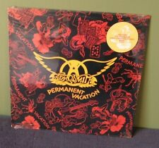 "Aerosmith ""Permanant Vacation""LP GHS 24162 Orig US Sealed Steven Tyler Joe Perry"