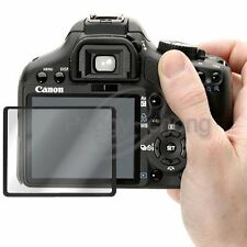 LCD Glass Screen Protector For Canon EOS 1000D Rebel XS