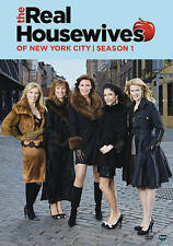 The Real Housewives of New York City: Season 1 (DVD, 2010, 3-Disc Set)