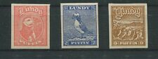 GB UK LUNDY LOKALPOST 1929 BIRDS PUFFIN VÖGEL PAPAGEIENTAUCHER m0014