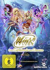 WINX CLUB - DAS GEHEIMNIS DES OZEANS  DVD NEU