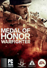 MOH Medal Of Honor: Warfighter (PC DVD) NEW