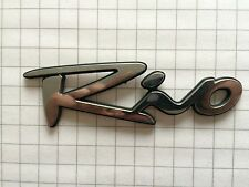 KIA Badge / Emblem / Decal RIO - B15