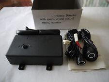 Detector/Sensor de ultrasonidos para sistemas de seguridad alarma de coche de 12V-Nuevo