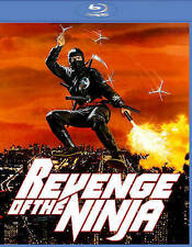 Revenge of the Ninja [Blu-ray] DVD, Keith Vitali, Ashley Ferrare, Professor Toru