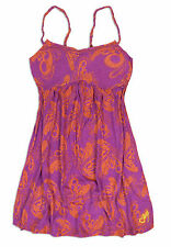 New ROXY 'Growth' Womens Dress Size Small / 10 Summer Cotton Ladies Quiksilver