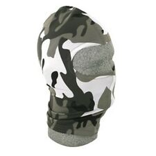 URBAN GREY TAN WHITE CAMO NYLON BALACLAVA FACE MASK  HELMET LINER  FREE SHIPPING