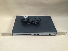 3Com 3CRDSF9PWR OfficeConnect Managed 8 Port PoE Switch