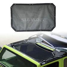 Jeep Wrangler Mesh Bikini Top Cover Provides UV Protection for 2/4 Door  JK