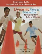 DYNAMIC PHYSICAL EDUCATION CURRICULUM GUIDE - NEW PAPERBACK BOOK