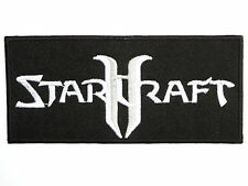 STARCRAFT Space Gamer Cosplay Embroidered Iron Sew On Shirt Bag Badge Patch