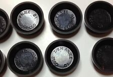 """Lot 12 Rubber Wheel Cylinder Cup 7/8"""""""