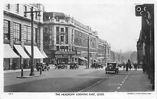 BR64614 the headrow looking east car voiture leeds  real photo   uk