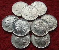 POLAND SET OF COINS PRL 20 ZL INTERNATIONAL YEAR OF WOMAN 1975 ONE PIECE LOT