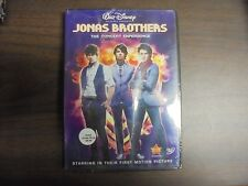 "USED DVD Movies ""Walt Disney Jonas Brothers"" The Concert Experience (G)"