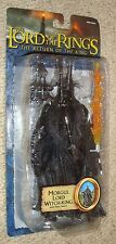 NEW MINT MOC FIGURE TOY LOTR  Morgul Lord Witchking from ROTK VERY RARE