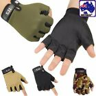Tactical Cycling Gloves Half Finger Military Outdoor Bicycle Sport Bike CGLO 21