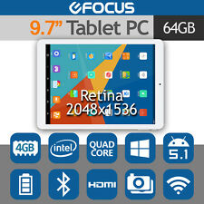 "Teclast X98 Plus II 9.7"" Tablet PC Quad Core 4GB/64GB Android 5+Windows 10 HDMI"