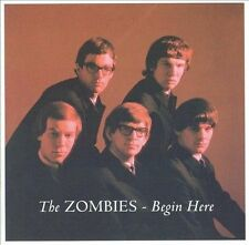 Begin Here [Begin Here Plus] by The Zombies (CD, Apr-1999, Big Beat Records...