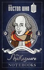 NEW Doctor Who The Shakespeare Notebooks by Justin Richards Hardcover Book (Eng)