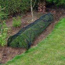 Grow Tunnel Polytunnel Net Cloche Plant Protection Cover By Kingfisher