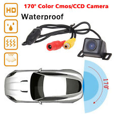 Useful 170º Night Vision Car Rear view Reverse Backup Parking Camera Waterproof