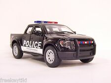 '13 Ford F-150 Raptor Supercrew POLICE Truck Diecast Model 1/46 PullBack NEW !