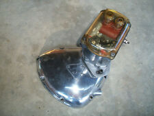 Joe Hunt Magneto & Timing Cover Great Spark Triumph 650cc TR6 T120  93