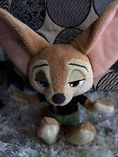 Disney Zootopia movie stuffed animal plush S Finnick  22 cm new Takara tomy arts