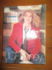Vintage 1992 JC Penney Fall & Winter Catalog