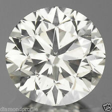 0.19 Cts UNTREATED SILVER GREY WHITE COLOR NATURAL LOOSE DIAMONDS- SI1
