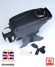 Black  Armrest Arm Rest Console for OPEL TIGRA ZAFIRA CORSA ASTRA VECTRA COMBO
