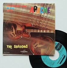 "Vinyle 45T The Shadows  ""Apache"""