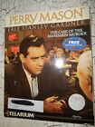 TELARIUM Perry Mason Software Atari ST Commodore Case Of Mandarin Murder
