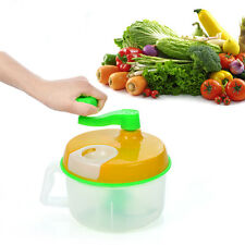 Food Slicer Dicer Nicer Container Chopper Peeler Vegetable Fruit Cutter Tool #P