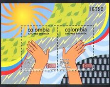 Colombia 2006 Upaep/Energy Conservation/Hands/Oil/Sun/Electricity 2v m/s n38713